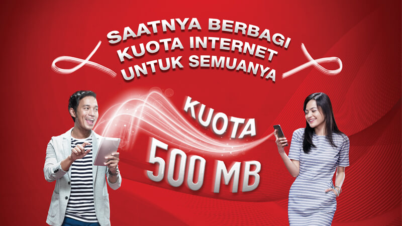 Cara Transfer Kuota Internet Telkomsel